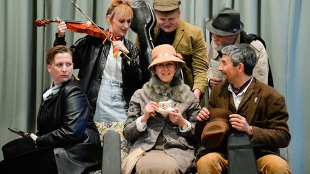Wrington Drama Club will perform The Ladykillers! next month.Picture: Iain Friend