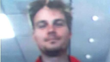 Police acklowledge the image of David Moore is not very high quality and are seeking a better one.