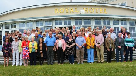 Weston Hospicecare thanks its hard-working volunteers.