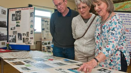 All Things Wick, a village memorabilia exhibition at Wick St Lawrence village hall, raising money fo