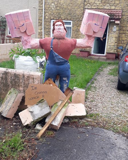 Wreck It Ralph. Picture: Julie Smee