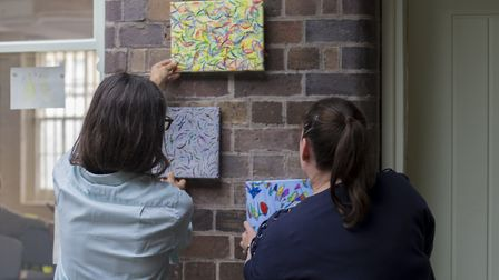 Work from two art groups will be displayed at Weston Museum. Picture Sarah Smith
