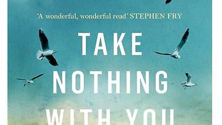 The cover for Take Nothing With You by Patrick Gale.