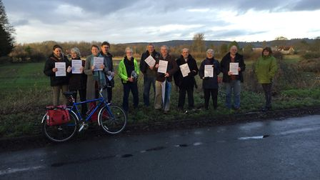 Churchill And Langford Residents Action Group.