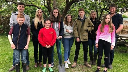 Wedmore YFC needs help to find areas which needs trees