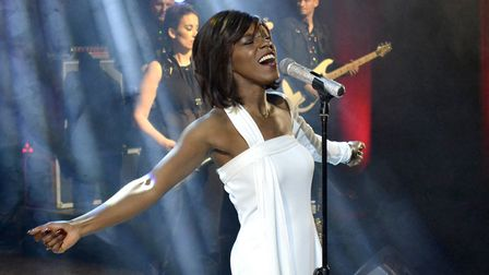 Whitney Queen Of The Night will be at The Playhouse.