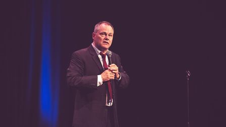 Jack Dee will be at The Playhouse in October. Picture: Aemen Sukkar