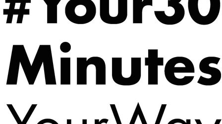 #Your30MinutesYourWay campaign launched by North Somerset Council