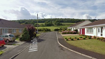 William Daw Close in Banwell. Picture: Google Maps