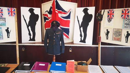 A history exhibition will take place in Kewstoke this weekend. Picture: Becky Davis
