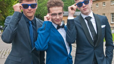 St Katherine's School year13 ball at Leigh Court. Picture: MARK ATHERTON