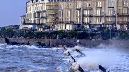 Wet and windy conditions are expected. Picture: Grant Cameron