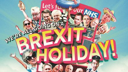 We're all going on a Brexit holiday Pic: Archant