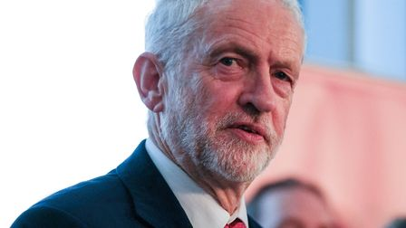 The Labour leader Jeremy Corbyn is to try to break the Brexit deadlock. (Photo by Ian Forsyth/Getty