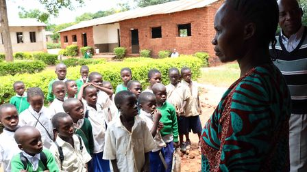 The charity helps people in Luhimba, Africa live fuller lives.Picture: The Luhimba Project