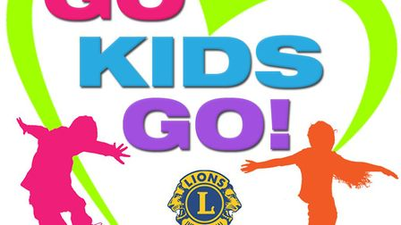 This year's Go Kids Go! will hand out £12,000 to good causes.