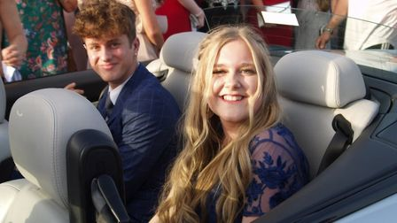Worle Community School prom 2019. Picture: Sam Neal