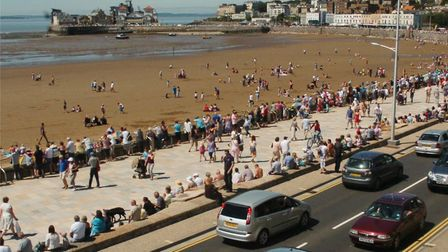 Weston seafront parking charges have been under the microscope on social media.