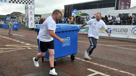 National Refuse Championships.