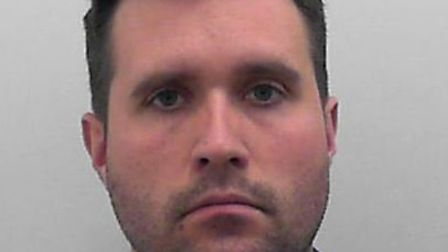 Benjamin Thornton was jailed today (Tuesday). Picture: Avon and Somerset Constabulary.