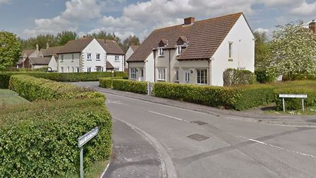 The Boundaries application for new homes to be built was approved in the 1990s.Picture: Google Stree