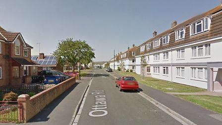 Antisocial behaviour issues have increased on Ottawa Road. Picture: Google
