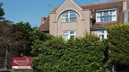 Rosewood Lodge Care home in special measures. Picture: MARK ATHERTON