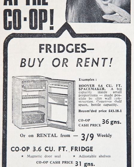 Ads 18th July 1969 Edition. Picture: WESTON MERCURY