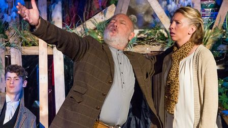 Worle Operatic and Dramatic Society will close Wick Festival on Sunday. Picture: Stewart McPherson