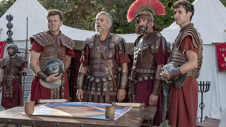 Win tickets to see Horrible Histories: The Movie – Rotten Romans in Weston-super-Mare.