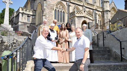 Axbridge Pageant 2020 will run in 2020 thanks to vital funds.Picture: Axbridge Pageant