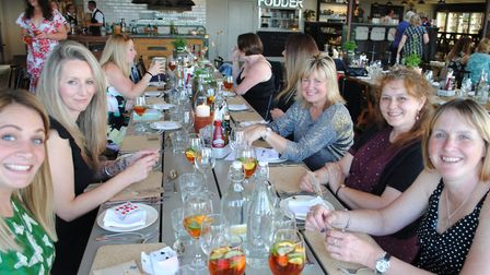 Yeo Valley's HQ welcomed 90 guests