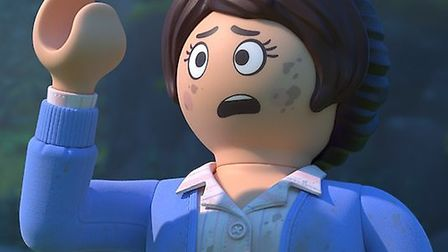 You could win a tickets to see the Playmobil Movie. Picture: Cinemablend