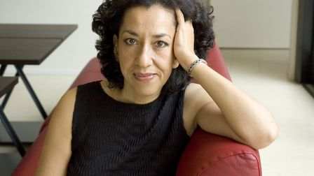 British author Andrea Levy. Picture: Leonardo Cendamo/Getty Images