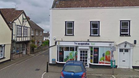 Vandals made away with cigarettes from a Somerset towns Co-op this morning (Monday).Picture: Google