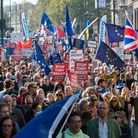 Remainers on the march after the EU referendum