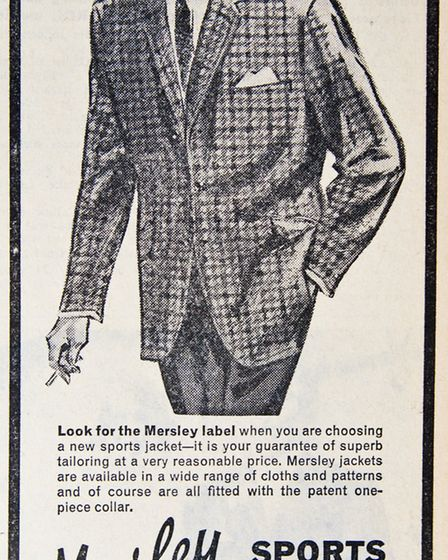 Ads 22nd August 1969 Edition. Picture: WESTON MERCURY