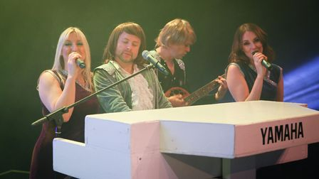 ABBA Forever.