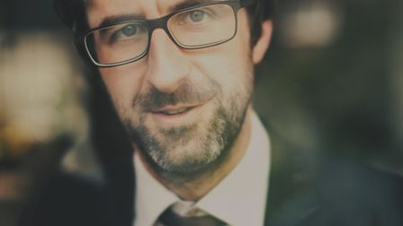 Mark Watson will perform two shows in the South West next year.