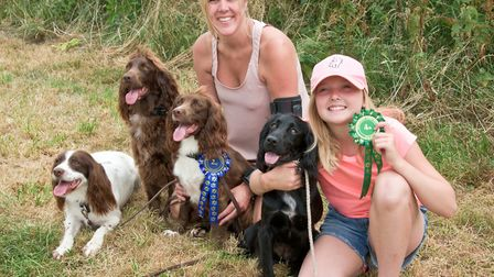 A dog show will take place in Clevedon. Picture: Mark Atherton