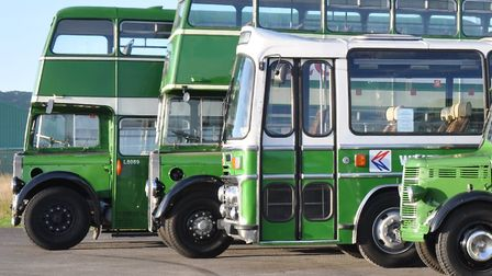 A Vintage Bus and Steam Rally will take place at The Helicopter Museum
