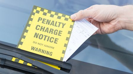North Somerset Council has accrued hundreds of thousands in parking fines. Photo: Getty Images/iStoc