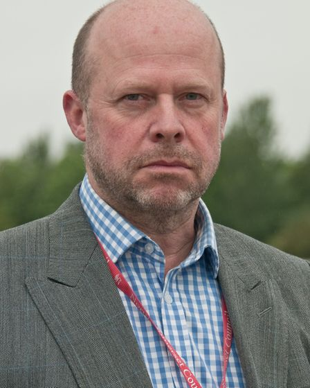 North Somerset Councillor Mark Canniford.Picture: MARK ATHERTON