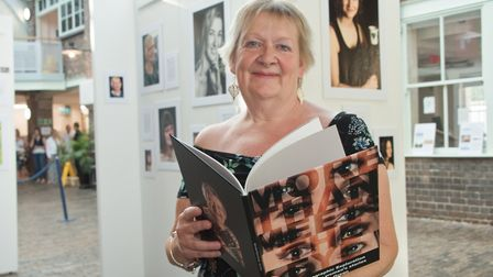 Sue Green presents her portrait exhibition, More Than Meets The Eye, at Weston Museum. Picture: