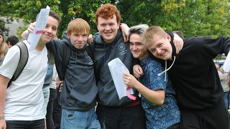 Backwell School GCSE Results22,08,19