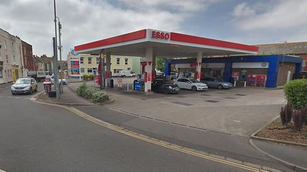 Esso in Burnham-on-Sea. Picture: Google