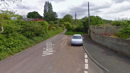 Wrington Lane. Picture: Google Maps