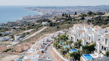 Many Brits have embraced life in Spanish communities including Benalmadena near Fuengirola, but Brex