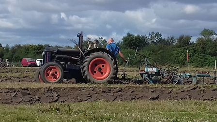 The 177th North Somerset Ploughing Match in Wick St Wick St Lawrence.Picture: Helen Legg