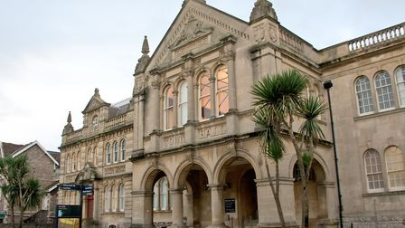 The councils planning and regulatory committee will meet at Weston town hall on Wednesday. Picture